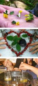 Projektstunden, Kinder, Natur, draußen, Abenteuer, Kindergeburtstag